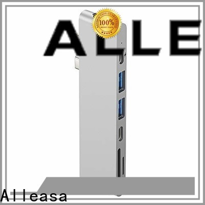Alleasa usb c hub widely applied for HDTV