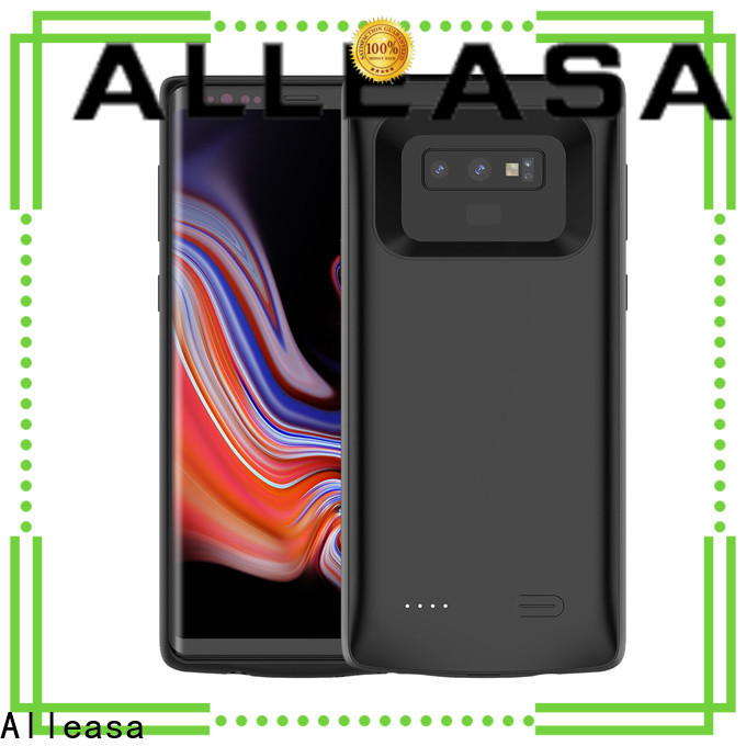 Alleasa battery case excellent for charging phones
