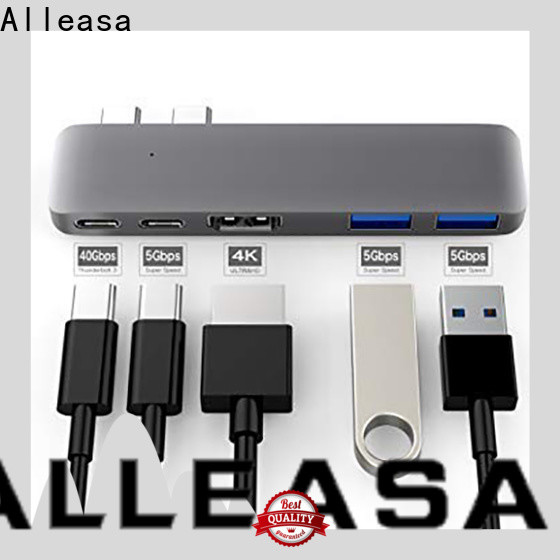 Alleasa multi use best usb hub satisfying for tablets