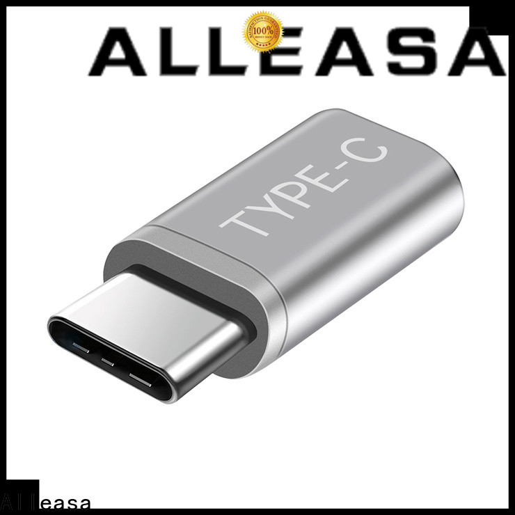 Alleasa convenient micro usb to usb c adapter popular for