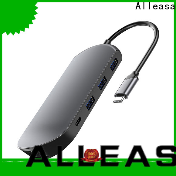Alleasa usb c port hub best choice for transferring data