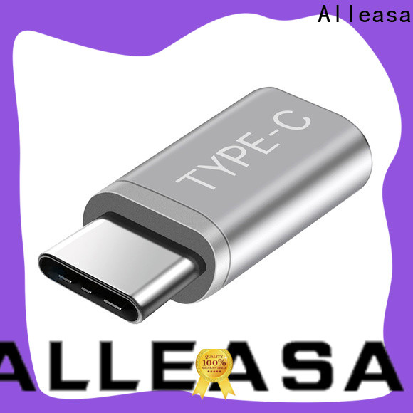 Alleasa usb c to hdmi adapter suitable for transferring data