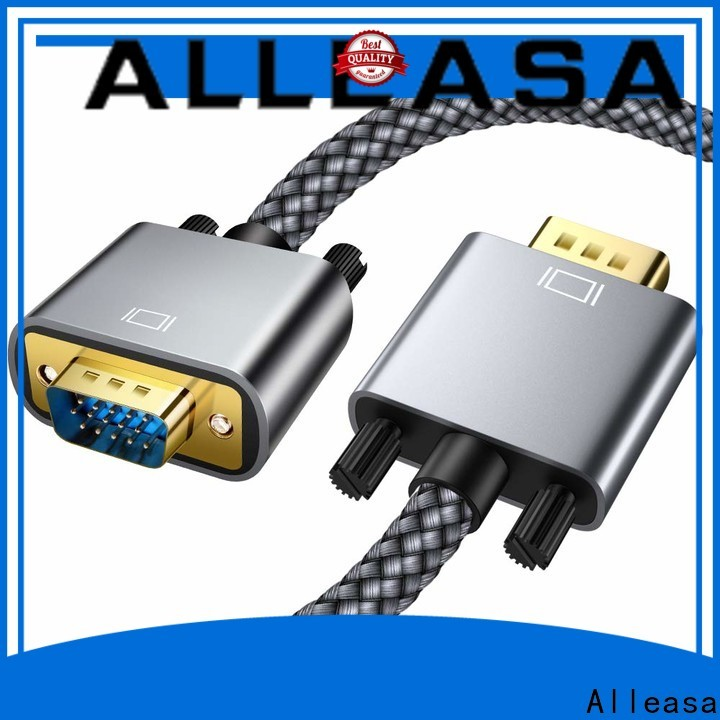 Alleasa durable best vga cable connect computer to monitor