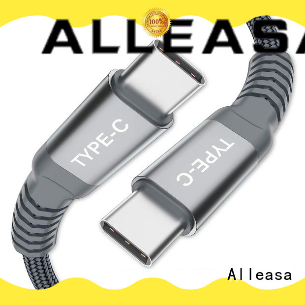 Alleasa type c to type c cable ideal for