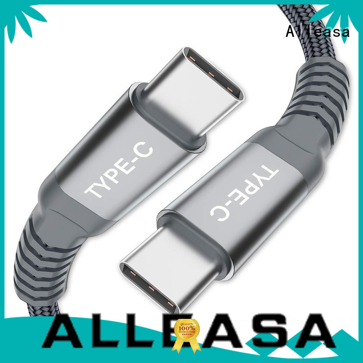 Alleasa usb c to usb c cables suitable for
