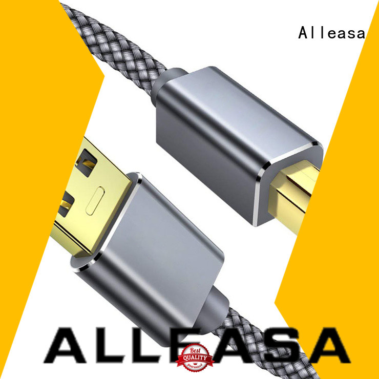 Alleasa extremely durable printer ethernet cable ideal for computer