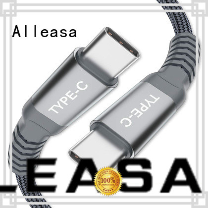 Alleasa durable usb c to usb c cables great for