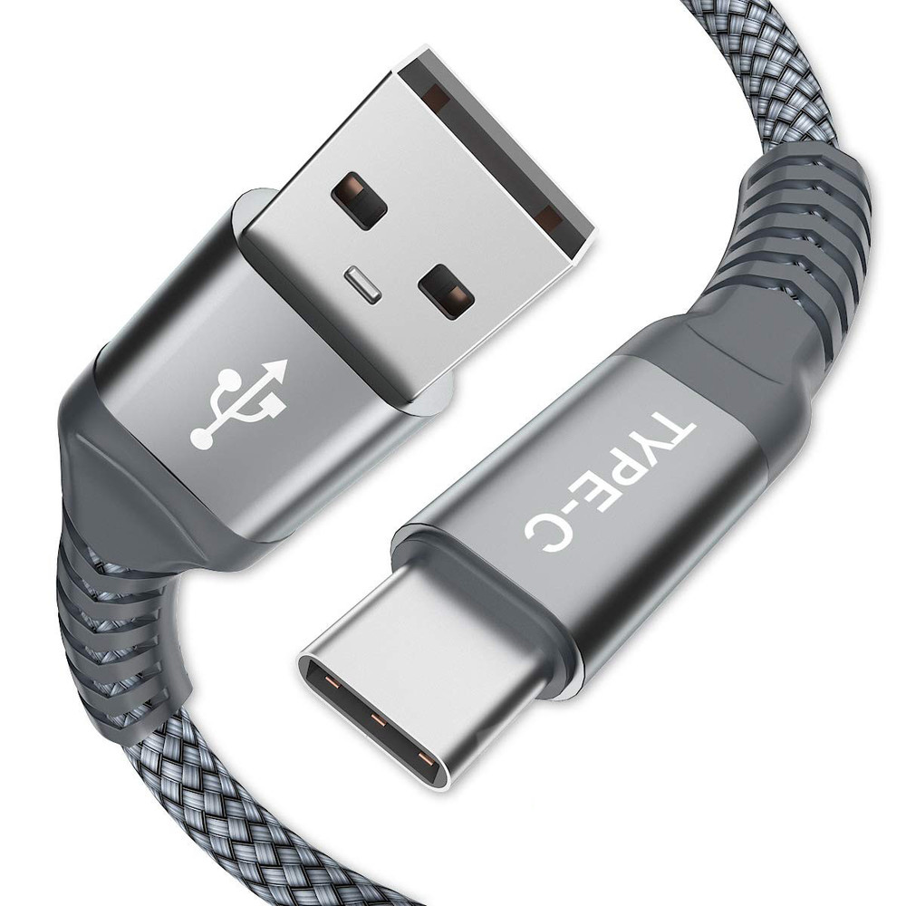 USB C Cable2.0-grey