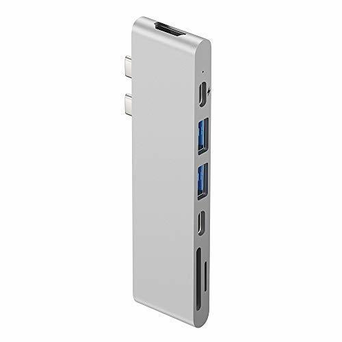 7 in 1 USB C HUB-GN28K