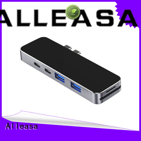 Alleasa portable best usb hub monitor