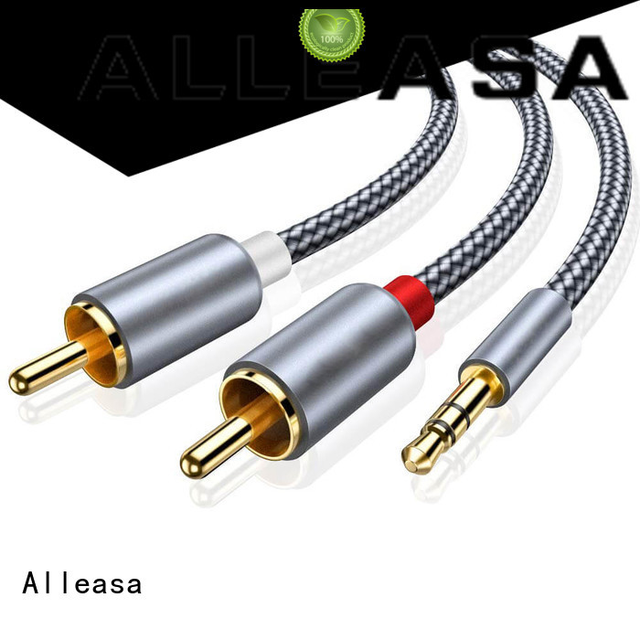 excellent sound quality best rca cables great for video devices
