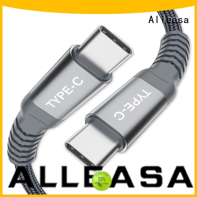 Alleasa type c to type c cable ideal for laptop