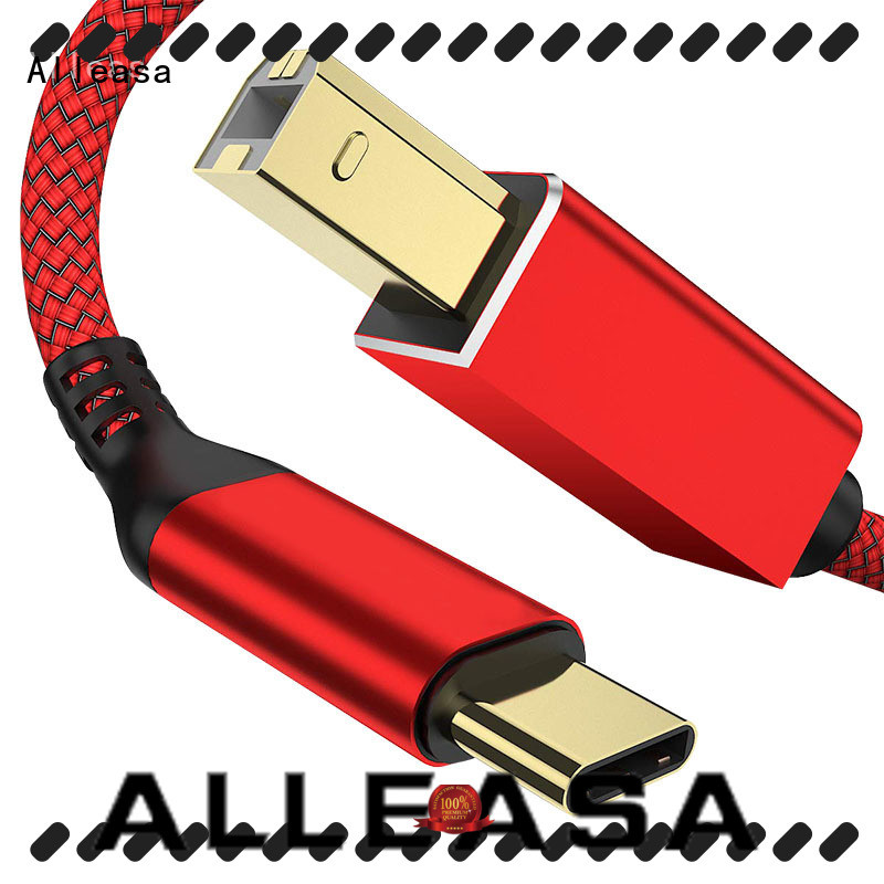 Alleasa printer usb cable widely used for data tranfer