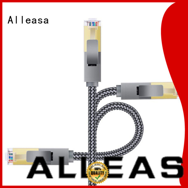 Alleasa fast ethernet cable widely used for network printer