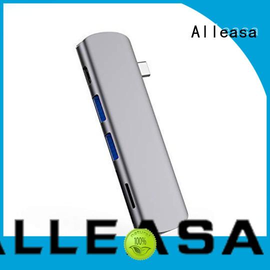 Alleasa usb hub very useful for MacBook Pro