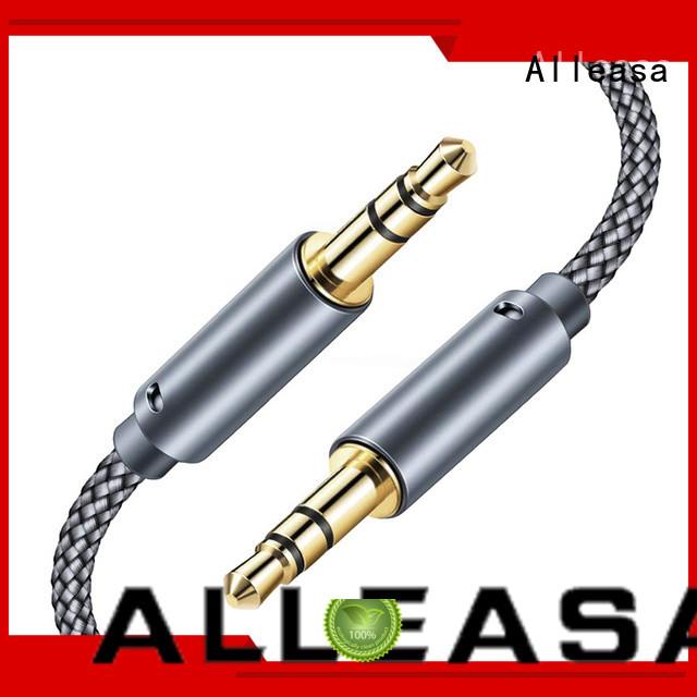 Alleasa cables aux headphones