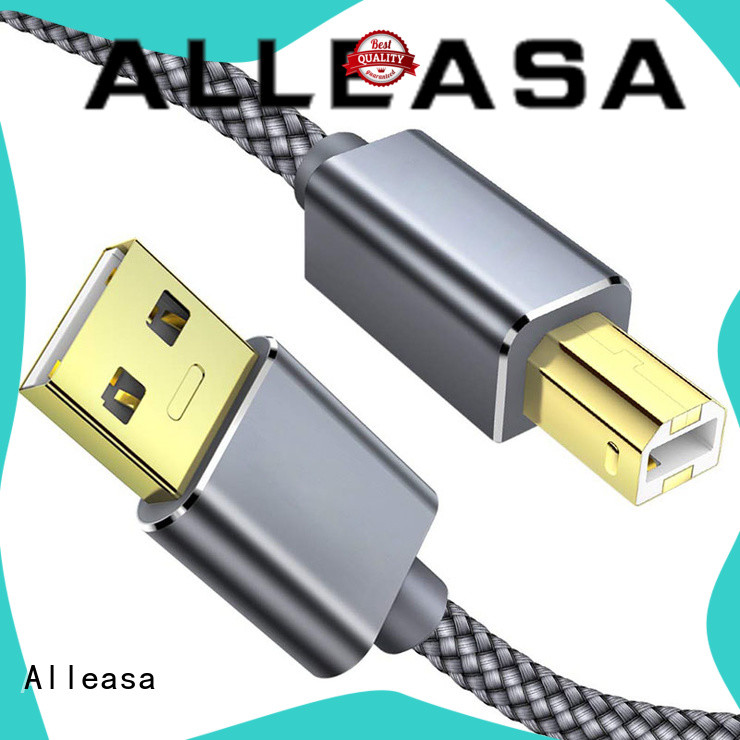 Alleasa printer cable satisfying for connecting printer to computer