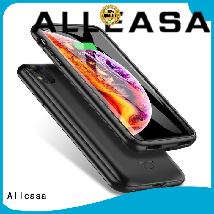 Alleasa battery charging case excellent for charging phones
