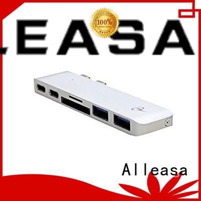 Alleasa multi port best usb c hub ChromeBook