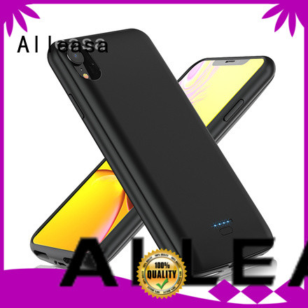 Alleasa convenient charging phone case satisfying for mobile phoens charging