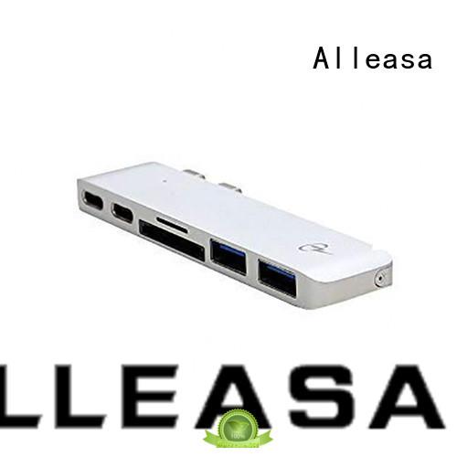 Alleasa safe usb type c hub data transfer