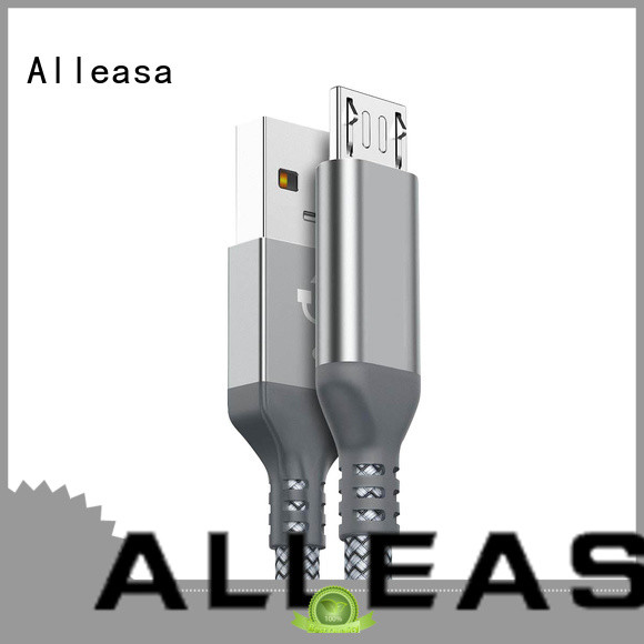 Alleasa usb cables popular for charging