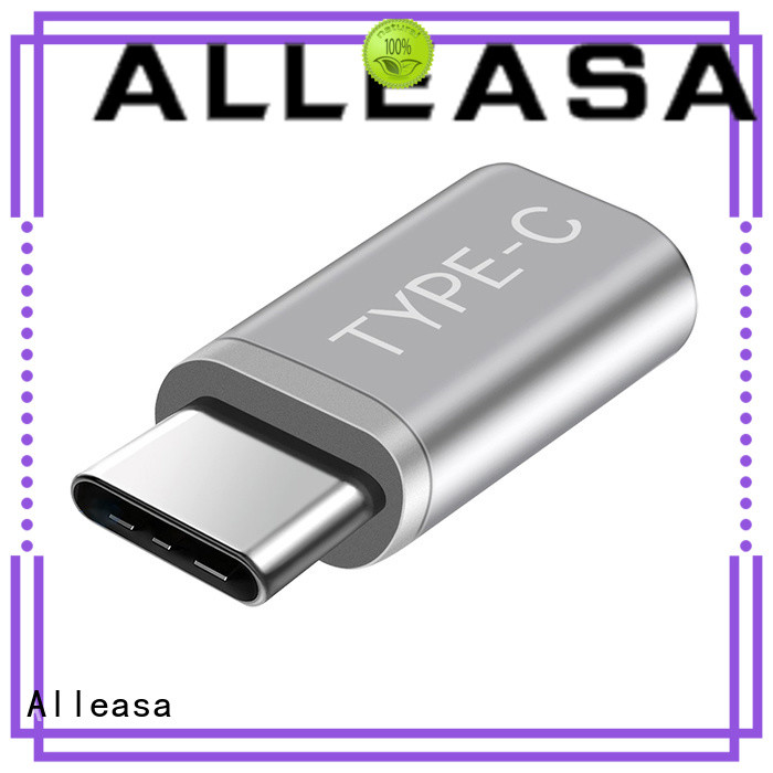 Alleasa micro usb to usb c adapter