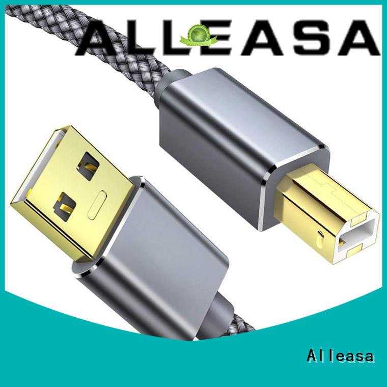 Alleasa durable printer wire ideal for data tranfer