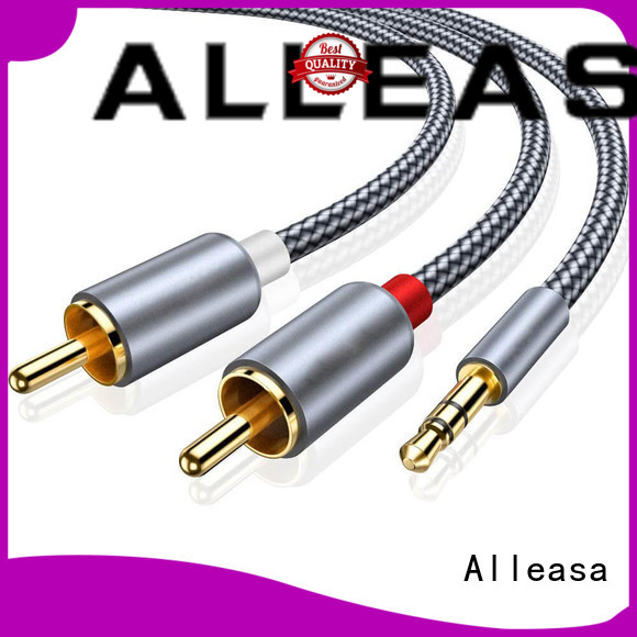 duable cables rca satisfying for transmit video signals