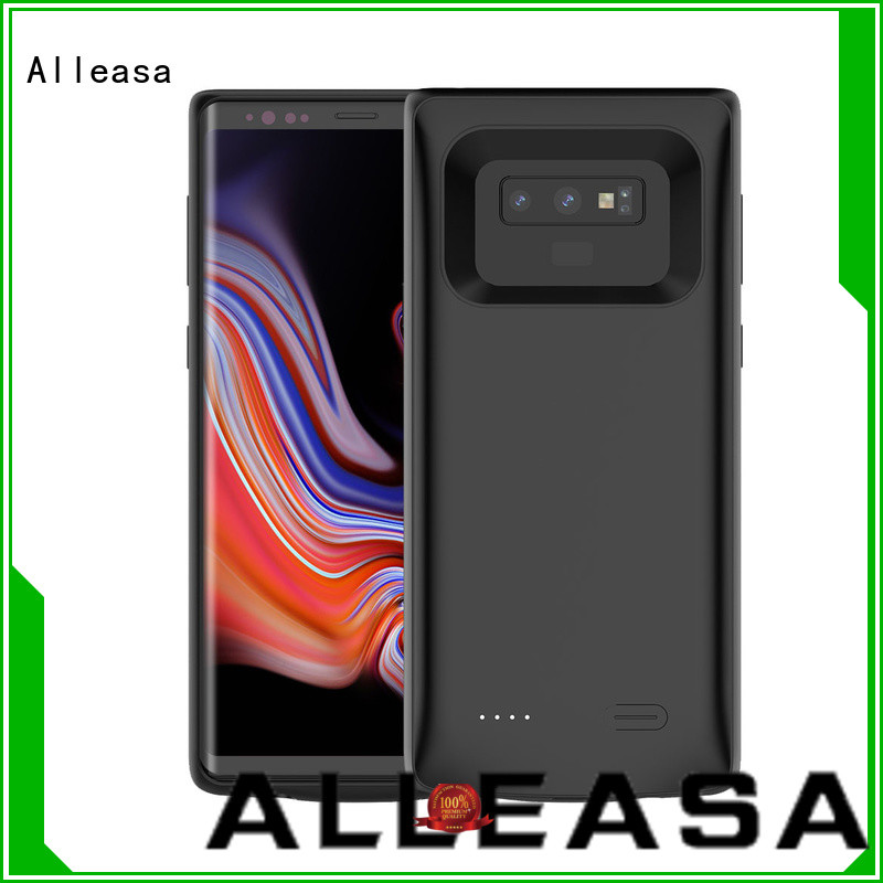 Alleasa small battery charging case satisfying for mobile phoens charging