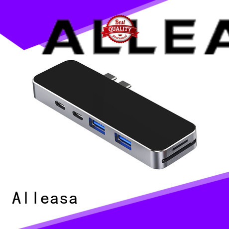7 in 1 USB C HUB satisfying for HDTV Alleasa