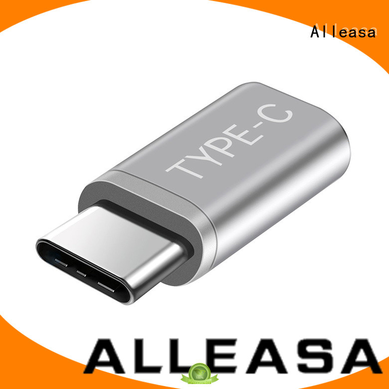 Alleasa convenient micro usb to usb c adapter laptop
