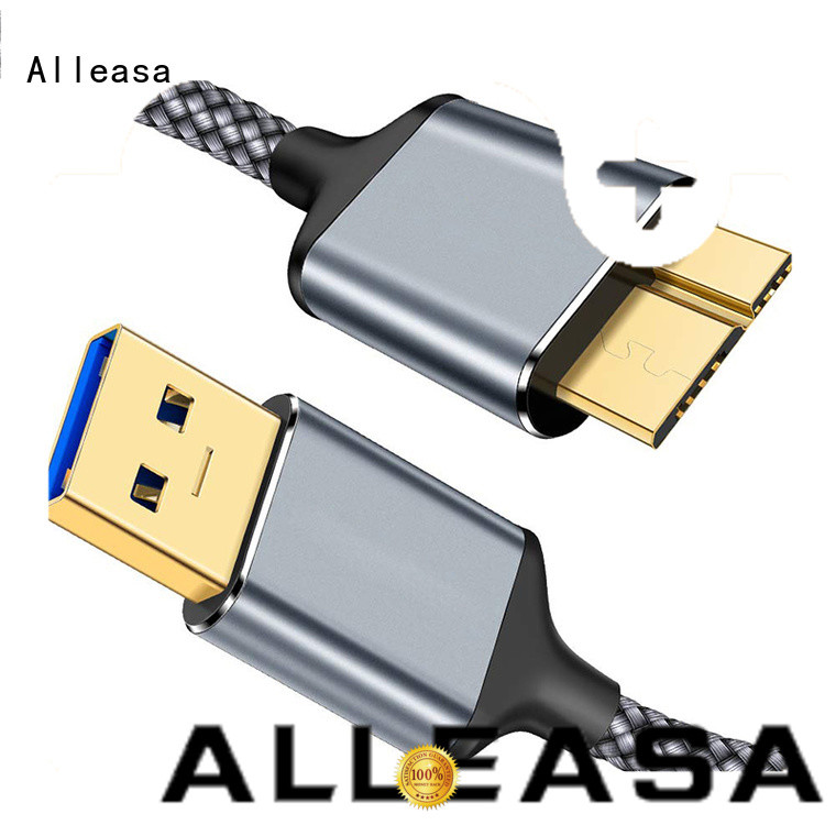 Alleasa best usb cables needed for transferring data