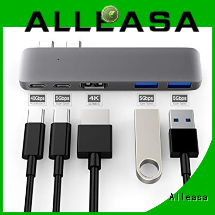 safe 5 in 1 usb c hub perfect for electronic products