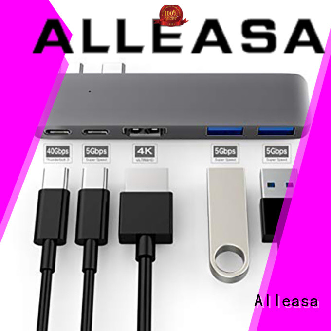 Alleasa Mac-style design best usb hub optimal for tablets