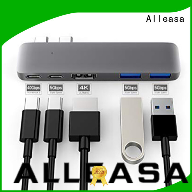 Alleasa fast best usb hub satisfying for tablets