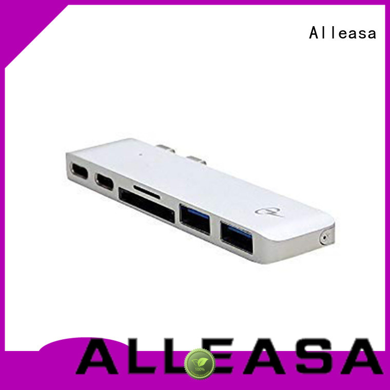 Alleasa usb hub widely applied for data transmission