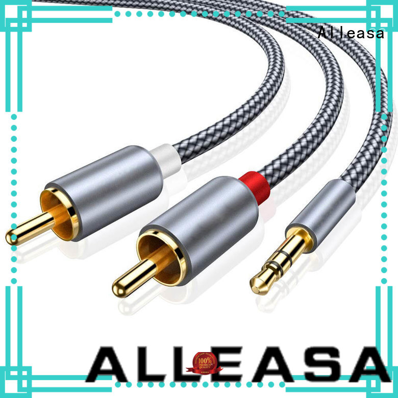 Alleasa rca y cable ideal for audio devices