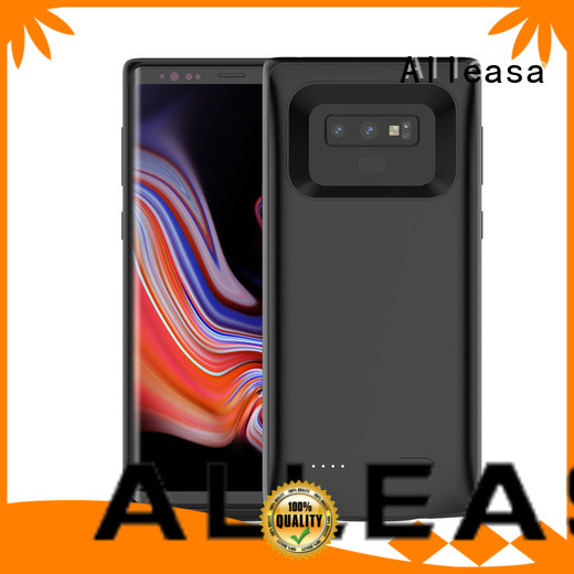 Alleasa smart battery case mobile phoens charging