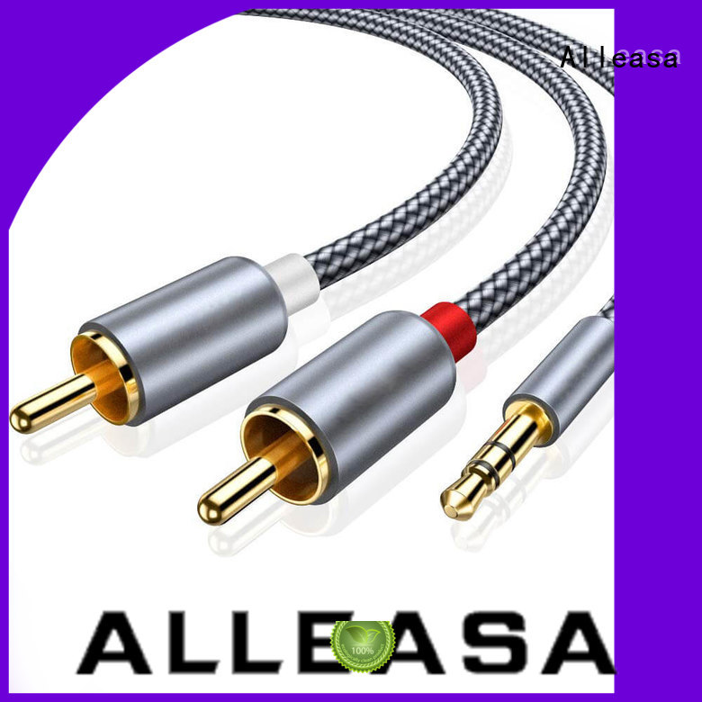 duable rca y cable great for audio devices