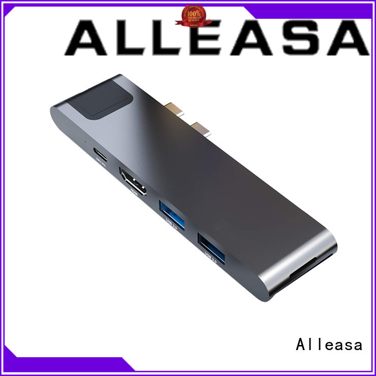 multi port hub widely used for HDTV Alleasa