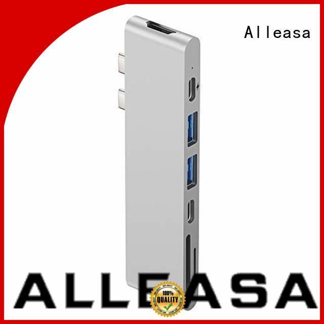 Alleasa usb c hub 7 in 1 optimal for HDTV