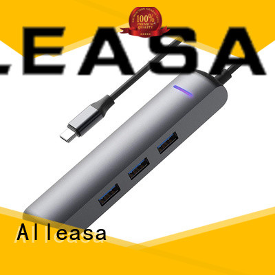 Alleasa best usb hub needed for usb c devices