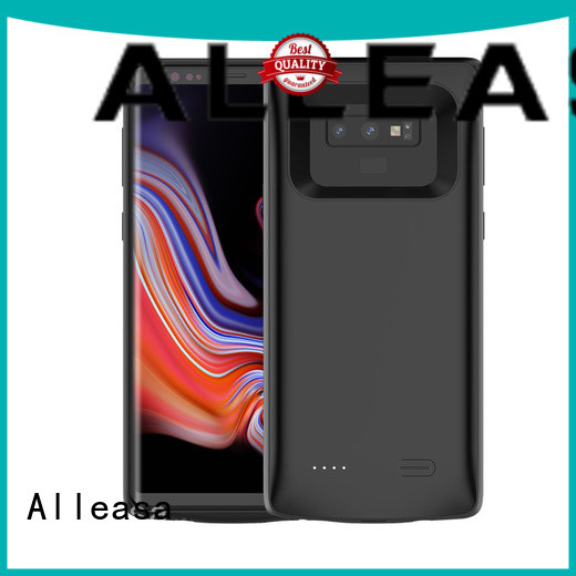 Alleasa portable charging phone case widely used for charging cell phones