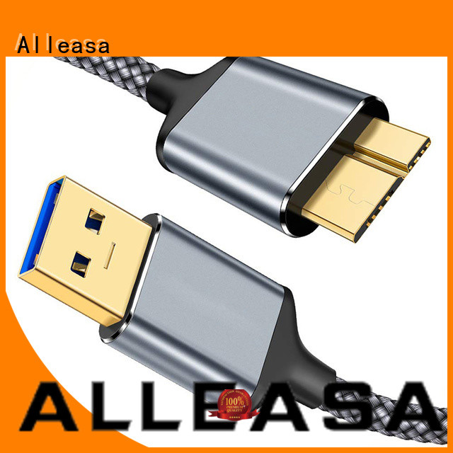 Alleasa usb cable manufacturers charging