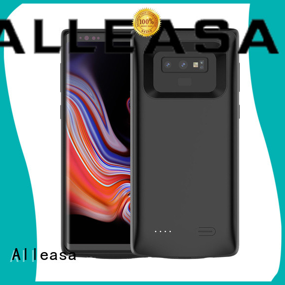 Alleasa portable battery case perfect for mobile phoens charging