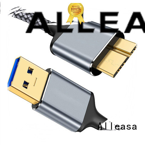 Alleasa usb cable manufacturers needed for micro usb devices