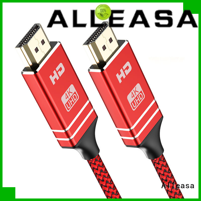 Alleasa professional high quality hdmi cable optimal for audio devices