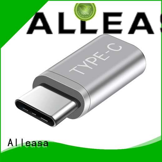 Alleasa small usb-c to usb adapter nice user experience for computers