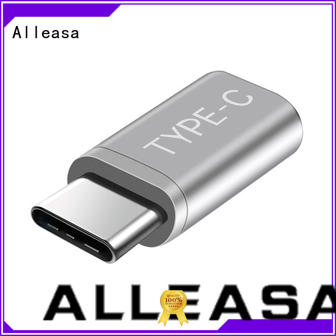 Alleasa compact usb c ethernet adapter nice user experience for laptop